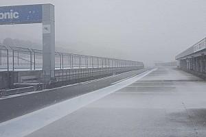 Super GT Новость Ковалайнен приехал на тесты Super GT, но трасса оказалась под снегом