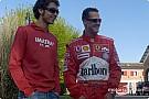 Formula 1 Ketika Schumacher terkejut dengan catatan waktu Rossi