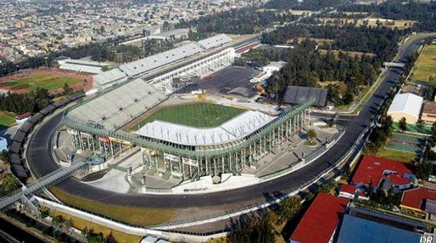 Mexique tilke r alise un circuit neuf avec de l 39 ancien for Puerta 6 del autodromo