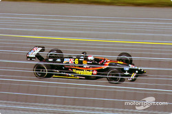 Michael in turn two