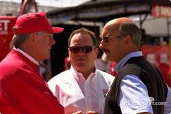 Tom Anderson, Chip Ganassi, et Bobby Rahal