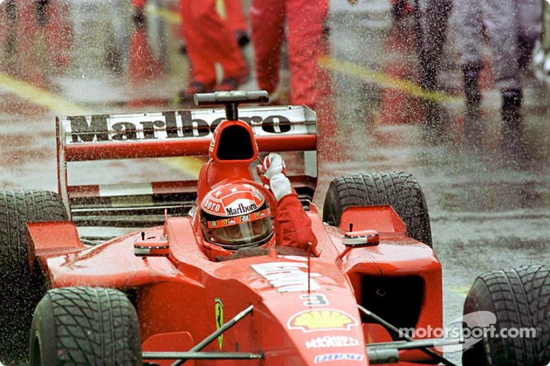 2000 Kanada GP - Ferrari F1-2000