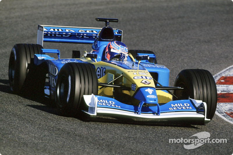 Año 2002 - Barcelona - Renault