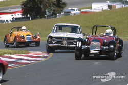 Morgans & Alfa Romeo