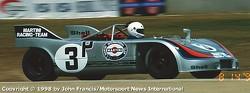 1971 Porsche 908/3 (virage 5)