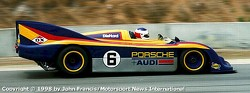 1973 Porsche 917/30 - Penske/Donohue Champion Can-AM 1973