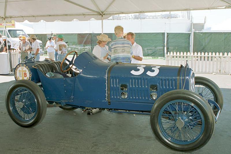 Not a Bugatti - a Ballot
