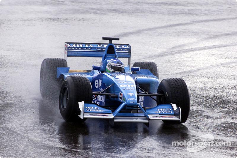 Giancarlo Fisichella - GP da Malásia de 2001
