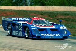 Theo Bean II's Nissan GTP