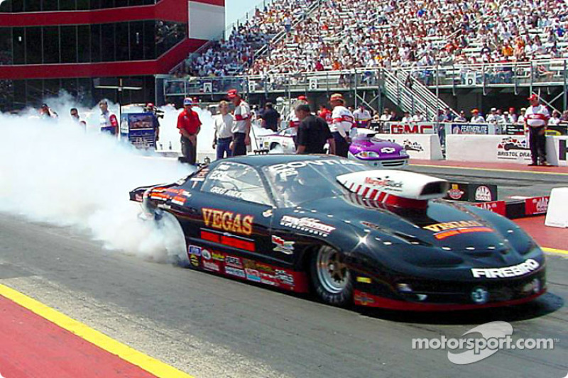 Greg Anderson was the crew chief when Warren Johnson made the first 200mph pass in Pro Stock.  Now Anderson takes his first win as a Pro Stock driver.