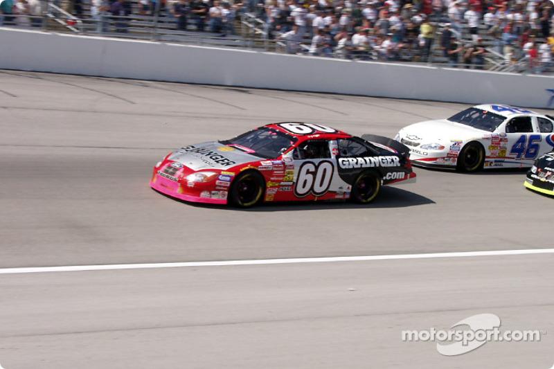 Greg Biffle at 180 mph