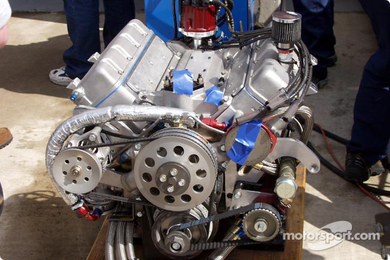 Motor de la Winston Cup