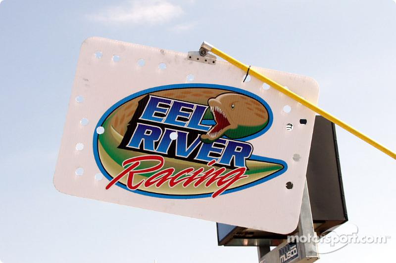 Tablero de pits de Eel River