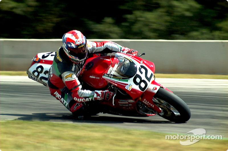 Steve Rapp, Superbike