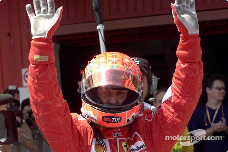 36. España 20011, Ferrari F2001