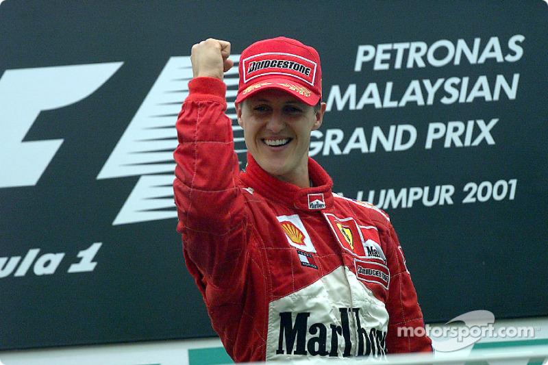 2001 Maláj GP