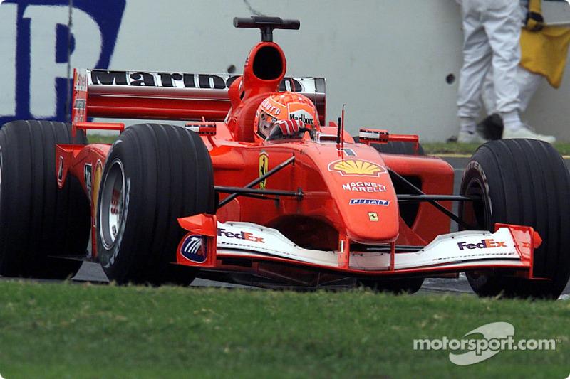 2001 Avustralya GP