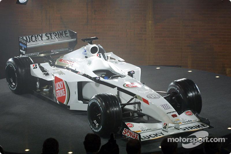 BAR Honda 003