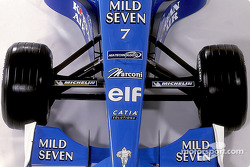 The Benetton B202