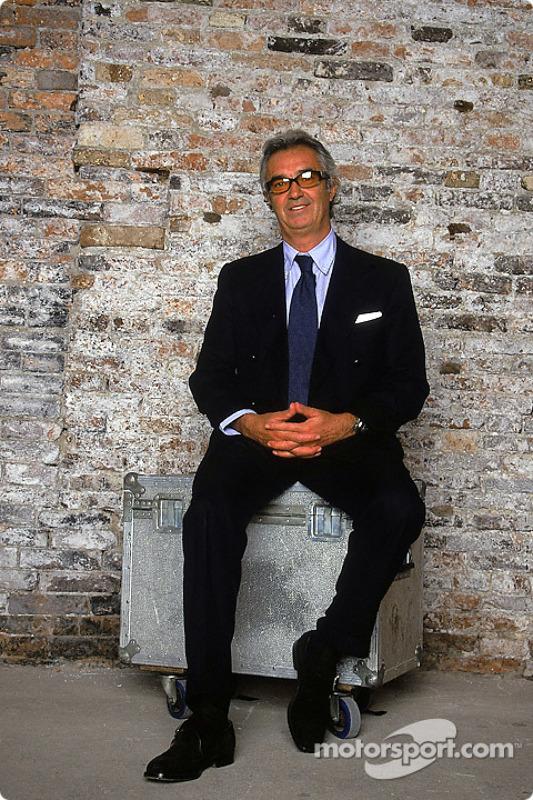 Managing Director Flavio Briatore