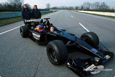 Präsentation Minardi PS01