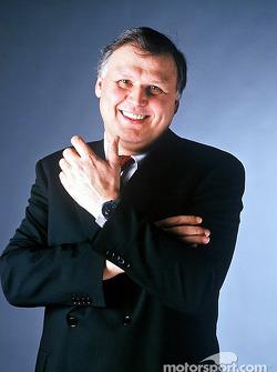 Norbert Kreyer, General Manager Engine Department