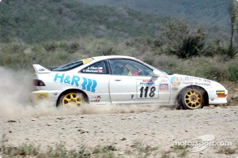 First in Pro GT: Peter Workum and John Allen
