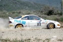 Premier en Pro GT : Peter Workum et John Allen