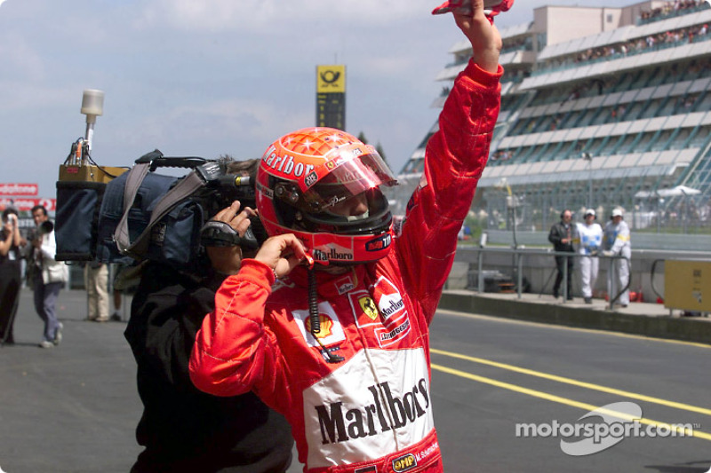 #39 GP d'Europe 2001 (Ferrari F2001)
