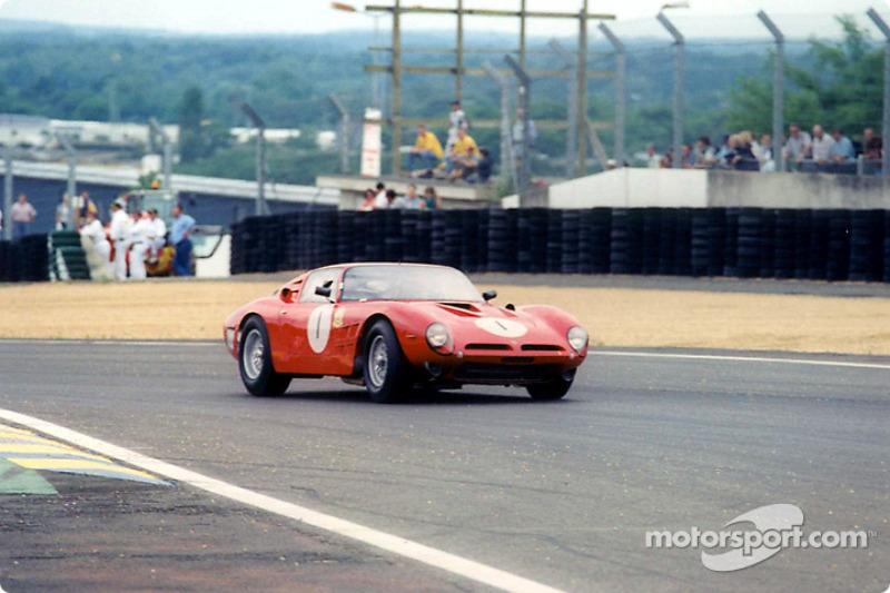 Le Mans Legend: Iso A3C Bizzarrini