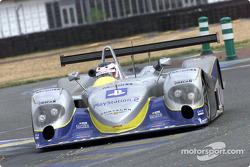 Yannick Dalmas, Viper Team ORECA Chrysler LMP