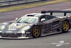 Saleen entering Tertre Rouge