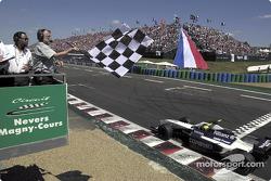 A 2nd place for Ralf Schumacher