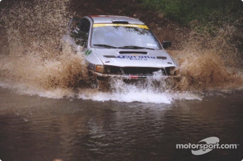 Eurosport Manhattan Rally Team