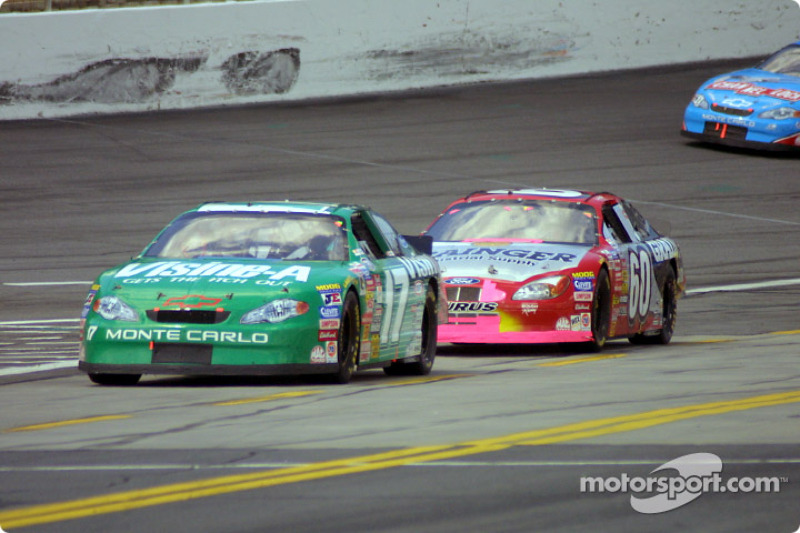 Kennseth and Biffle