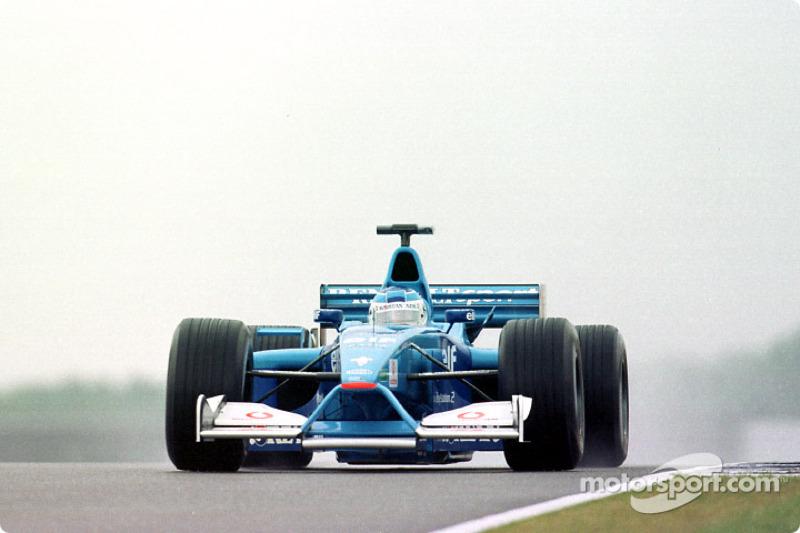 Giancarlo Fisichella au GP de Grande-Bretagne