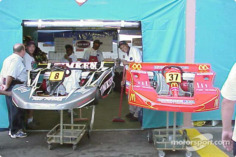 The karts