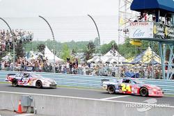 Sieg für Jeff Gordon, Hendrick Motorsports Chevrolet