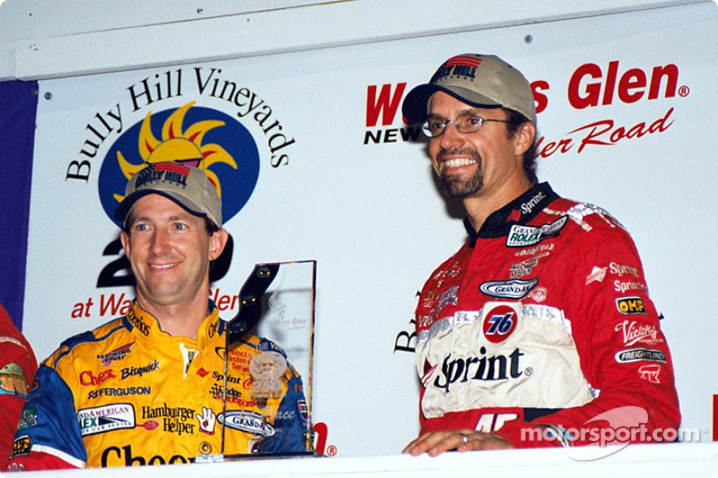 1st for Petty and Andretti