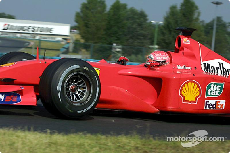 Ferrari - 2001 (GP Hongaria)