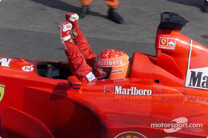 2000 İtalya GP, Ferrari F1-2000