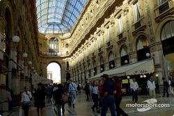 Milan: Galleria Vittorio Emanuele