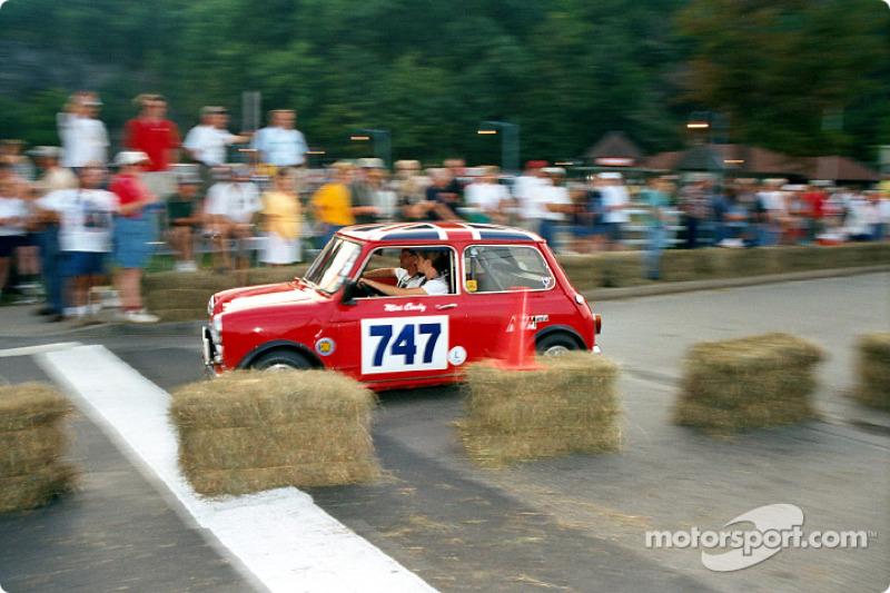 Mini at turn 1