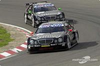 Uwe Alzen, Warsteiner AMG Mercedes, Mercedes-Benz CLK-DTM; Marcel Fässler, Warsteiner AMG Mercedes, Mercedes-Benz CLK-DTM