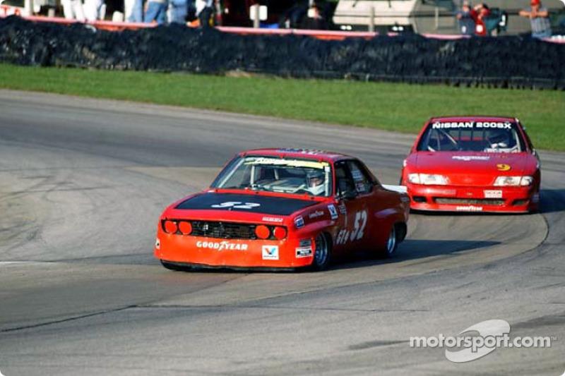 Race 8, Grand Touring 4: John Mills