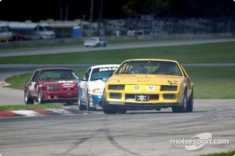 Race 12, American Sedan: Wendy Lee