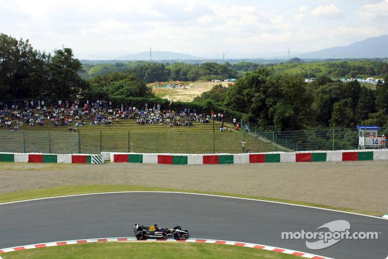 2001. Гран Прі Японії