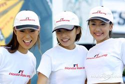 Hospitalité Honda Racing