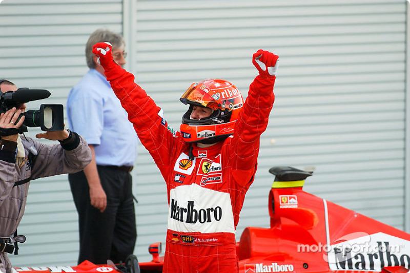 2001 Japonya GP