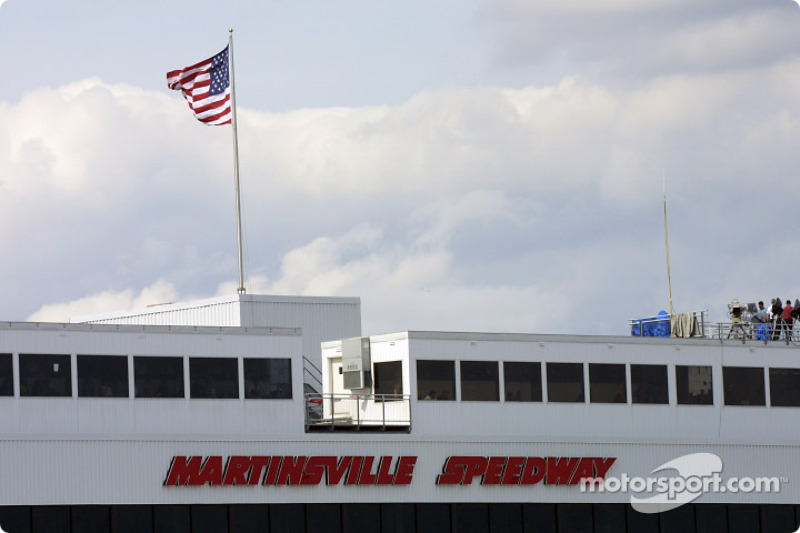 Welcome to Martinsville Speedway